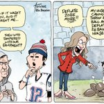 So if it wasnt Tom Brady, who was really behind #Deflategate? http://t.co/E9fiua2Bbh http://t.co/96WdaBXeCm http://t.co/uMGUVT83Ld