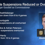 Tom Brady isnt the only NFL player to have a suspension reduced or overturned recently ... http://t.co/ZSSm0uNxOt