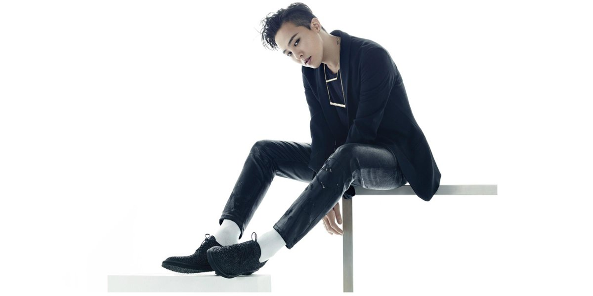 Giuseppe Zanotti and G-Dragon (@IBGDRGN) collaborate on shoes http://t.co/TsD85Kx3Oy (from @wwd) #GZd #GDragon http://t.co/lmnIRKH5YR