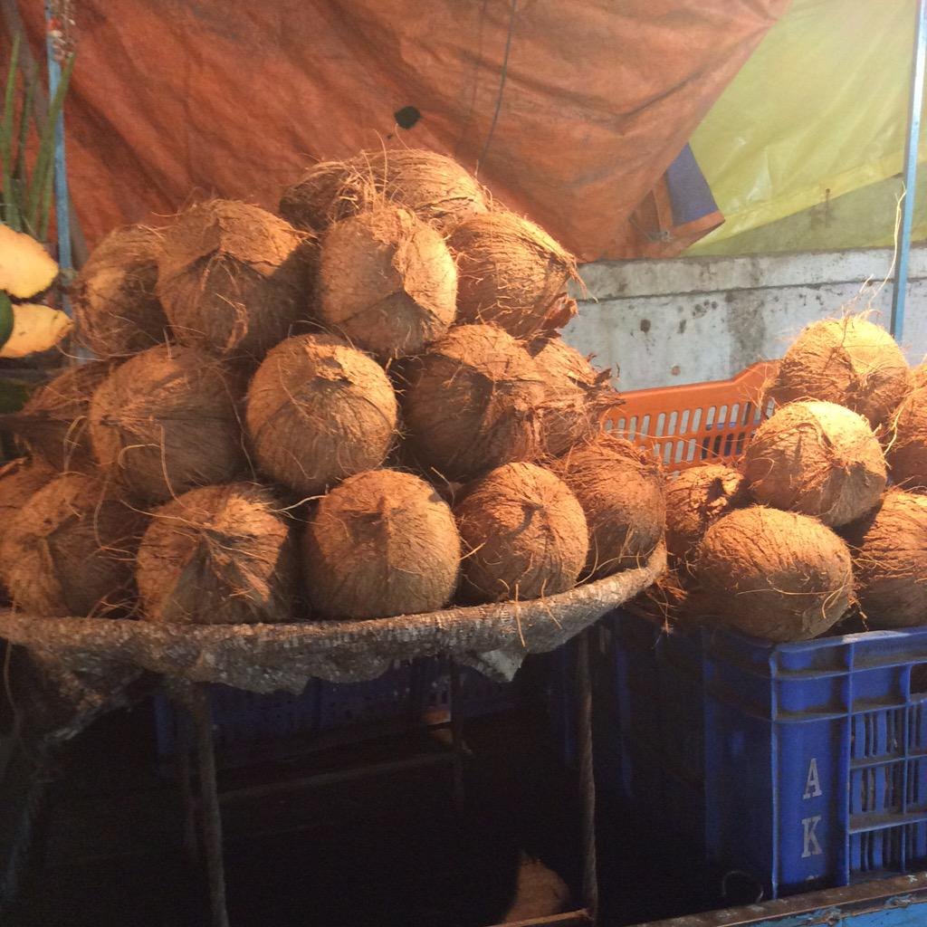 The best form of coconut - when it is not added to any food. #worldcoconutday #SFCFoodPics CC: @sundayfoodchat http://t.co/Y8T5pxrHKv