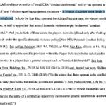 "Judge Berman slaps down Goodells contention that he has broad powers to discipline ""conduct detrimental"" http://t.co/4jmkzQFVLF"