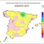 Año hidrológico normal en #Madrid. Húmedo en alto Ebro y seco en zonas del interior/oeste y puntos del SE y Cataluña http://t.co/2BNiq6Fe3t