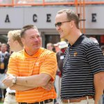 Could you imagine Butch and Peyton on the recruiting trail? http://t.co/UDnOm9dgNj