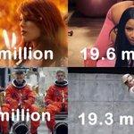 Vídeos com mais visualizações em 24 horas. #MTVHitsLA #1DDragMeDown http://t.co/LvjGX6TTyu
