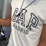 Hoy a las 6:30 estaremos en @elcorteingles de la CASTELLANA Para darle la bienvenida a GAP Madrid! http://t.co/quiPcdsScr