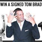Enter to win a signed Tom Brady jersey: http://t.co/QO2XQYdP0I http://t.co/Vbr8pLmvqn