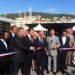 Inauguration du parking Port lympia (ex douane) avec @ECiotti @cestrosi http://t.co/GJ3cDqNzGs