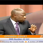 Kisiangani: We must stop this hero worshiping in our politics. #OpinionCourt http://t.co/0yghKJ5txE