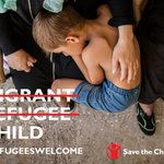 Powerful ad from Save The Children #refugeeswelcome @savechildrenuk http://t.co/MJwd3phVso
