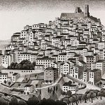 Unseen MC Escher sketch goes on public display for first time http://t.co/zifkd9D5bT http://t.co/7cnzQF7aJ6