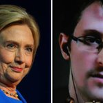 "Snowden: Clintons private email server ""is a problem"" http://t.co/k111ToDaXw http://t.co/v3gRlBtrmW"