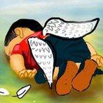 Ilustrações homenageiam menino sírio morto em praia em redes sociais http://t.co/0tdr5B8V3R #G1 http://t.co/ZM6M3pn6TA