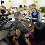 Kentucky clerk jailed by federal judge for refusing to issue marriage licenses. http://t.co/e7pmgo09cT http://t.co/fbdc547qty