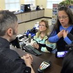 AP: Judge orders defiant Kentucky clerk to jail after she refuses to issue marriage licenses. http://t.co/ybBlUNWEtd