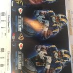 Head over 2 our Facebook page were giving away 2 tickets to the Chiefs/Rams 2night. Row C in the end zone! http://t.co/76Sudpls4j