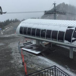 Say it aint #snow? 1st snow of the season dusts parts of Washington Cascades: http://t.co/MPhtGuM5ug Pic: @CrystalMt http://t.co/2E5CJGDSi3