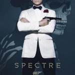 Here's the new poster of #Spectre.