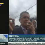 Cabello: Álvaro Uribe Vélez es el enemigo N° 1 de Venezuela y de América (+Video) http://t.co/Ltz07Fk2rQ http://t.co/TxMqYxg3OK
