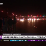 EN VIVO #AhoraNoticias Caravana de camioneros próximos a llegar a peaje Angostura  http://t.co/IKGasrbWWw http://t.co/sqWEPmI9sc