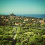 Quando arrivi a #Trieste il castello di Duino ti accoglie così... (IG ph piba61_pierpaolobaricchio) #DiscoverTrieste http://t.co/UneXZoRAMC