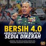 #Bersih4 Angkatan Tentera Malaysia Sedia dikerah http://t.co/kYesps6NLB @FCSIANG @nanabdwahab @GPB2020 @27Latifah @vicnes7 @leepenaga