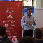 Ronald de Boer geeft voor #Ajax-sponsors voorbeschouwing op #jabaja