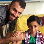 Mustafa Yumlu'dan moral ziyareti http://t.co/BC4AZTeduR http://t.co/mMzqDmYzYA