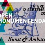 Programma Open Monumentendag gemeente Groningen, zaterdag 12 sept: http://t.co/Rye4o0PQgU @OpenMonumentdag #omd2015 http://t.co/ArXM4AawPI