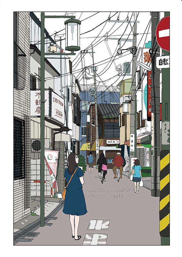 9月4日〜6日に葛飾区内各所で開催されるイベント「川の間〈コネクション〉」関連企画として東四つ木まち歩きを行います。スカイツリーと立石の間の四つ木駅で降りてみませんか。詳細リンク先にて http://t.co/3R63hTEfuJ http://t.co/03TV15Nbbj