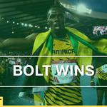 Hes done it again! 19.56! Usain Bolt takes 200m gold http://t.co/xqRcwK5hva #BoltGatlin #beijing2015 #bbcathletics http://t.co/7seVAPhKhN