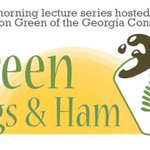 ".@HalickiM will speak @GenGreenATLs Green Eggs & Ham discussion on ""Georgia Legacy Sept. 23 http://t.co/qEwjQpam8v http://t.co/OD9hDEsi3i"