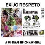Usar la POLLERA para llamar la atención sobre el uso d la marihuana?Nuestro traje típicoSE RESPETA! @AlvaroAlvaradoC http://t.co/khWKQUSMLO