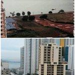 Un antes y un después de la Avenida Balboa. La foto superior es de 1987. #panama http://t.co/ErWeOfLudx