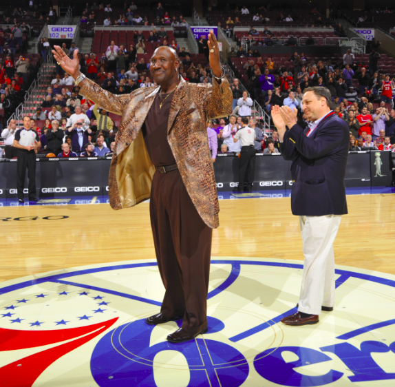 SAD NEWS: Darryl Dawkins (1957-2015) One of the NBA's great dunkers, entertainers & characters passed away (age: 58). http://t.co/ngx6QgOHSb