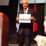 Félicitations pour #Oran ???????????? #Algerie #الجزائر #Oran_2021 http://t.co/D7bvRtx8EB