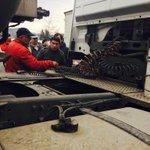 Benito Contreras acusa que camioneros en ruta le cortaron mangueras. No puede movilizarse @adnradiochile http://t.co/yi65f7XCNf