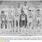 Just for my Muncie Central Tweeps on Throwback Thursday--the 1960 Bearcats. #TBT http://t.co/9nCeGvDLvW