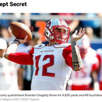 """ESPN's Kirk Herbstreit awards Brandon Doughty """"Best-Kept Secret"""" http://t.co/sL9PQ9Tw40 http://t.co/jFaLXOMdNM"""
