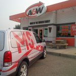 Cruisin to #endMS begins with breakfast at @AWGasAlley! Spot our van, snap a pic and share #CruisinToEndMS #RedDeer http://t.co/Wn5kLl1AZ5