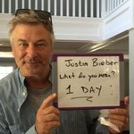 justinbieber: Everyone should listen to @AlecBaldwin. he knows what he is talking about. #1day #whatdoyoumean ;) http://t.co/Do82AHSmXc