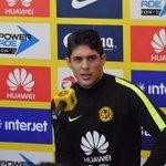 """""""Me preparo para todo los juegos igual, me ocupo por América"""" Javier Güémez http://t.co/F0mCIxcgkN"""