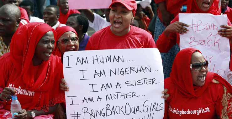 It's been 500 days too long. Continue the call to #BRINGBACKOURGIRLS: http://t.co/Rbz5Lc56mp http://t.co/aV6loQ0HH9