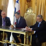 #Nacional Presidente Juan Carlos Varela sancionó la Ley de Carrera Judicial http://t.co/HM7LGqFEex http://t.co/w3yxfCLWS4