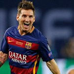 Leo Messi named UEFA Best Player of the Year #FCBlive #UEFA http://t.co/cPXlMI98SM