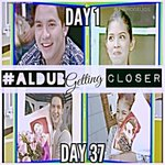 WE CANT KEEP CALM ALDUB GETTING CLOSER TO TAMANG PANAHON! PA-MAIDEN NA TO! #ALDUBGettingCLOSER HI @mainedcm HIHI http://t.co/mqRzpL9Hcv""