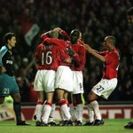 #mufcs last meeting with @PSV was a 3-1 home win in the first group stage of the 2000/01 @ChampionsLeague. http://t.co/olWWZaZTYW