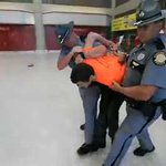 Video | Protesters removed from annual State Fair Ham Breakfast http://t.co/Ok5FQ96ytm via @courierjournal http://t.co/k5M9BEtar2