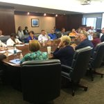 #Erika disaster preparedness planning meeting happening now at @UFHealthJax. #firstalertwx http://t.co/84hSYWL79f