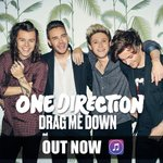 Thanks for all who have supported #DragMeDown so far. If you havent, grab it here.  http://t.co/7tKqB45Fk7 http://t.co/bVX6S2mSrK