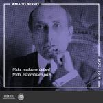 El 27 de agosto se recuerda el natalicio del poeta #AmadoNervo http://t.co/PVXT01q8uK